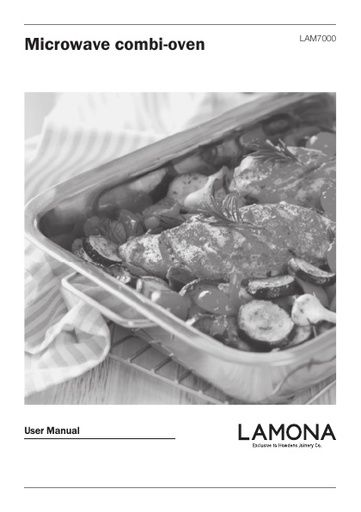 Lamona touch control combination microwave lam7000 manuals lamona touch control combination microwave lam7000 forumfinder Image collections