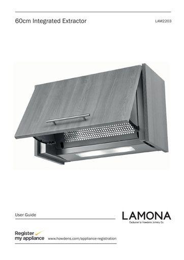 lamona integrated extractor lam2203 lamona manuals rh northlondonappliancerepairs co uk La Mona Bantams La Mona Chickens