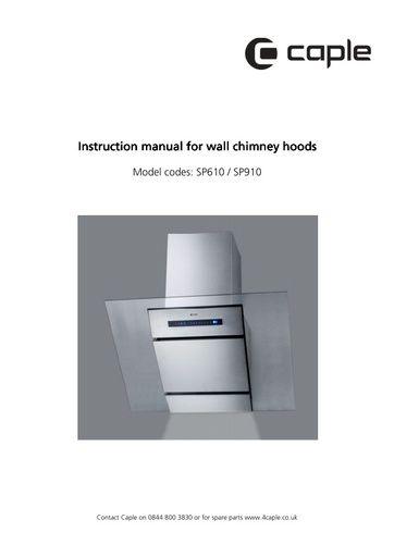caple sp910ss instruction manual caple manuals rh northlondonappliancerepairs co uk Dishwasher Energy Guide Label Appliance Repair