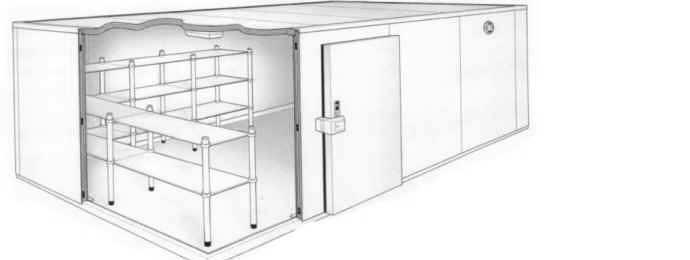 Coldroom Design Installation North London Appliances