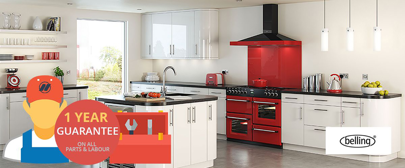 Belling Appliance Repairs & Servicing in London