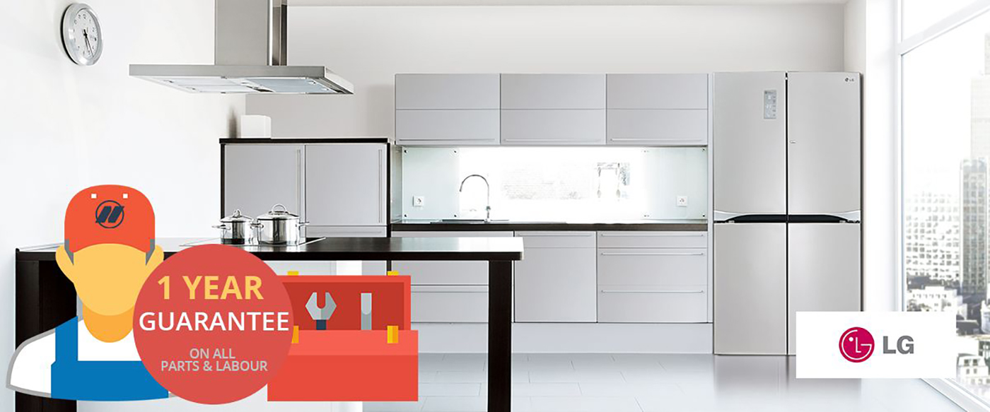 LG Appliance Repairs, Servicing and Installations in London