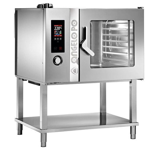 commercial electric oven combi