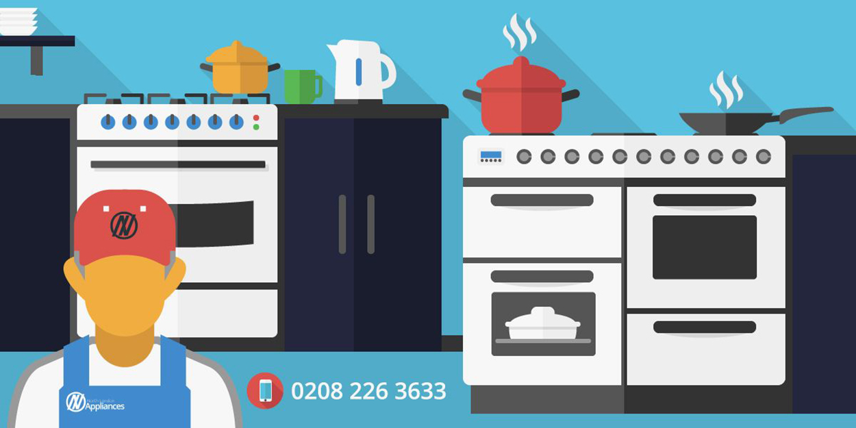 Electric cooker repairs London