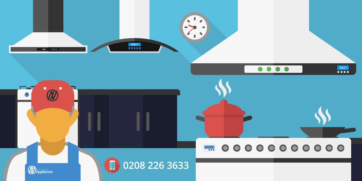 Cooker Hood Repairs London