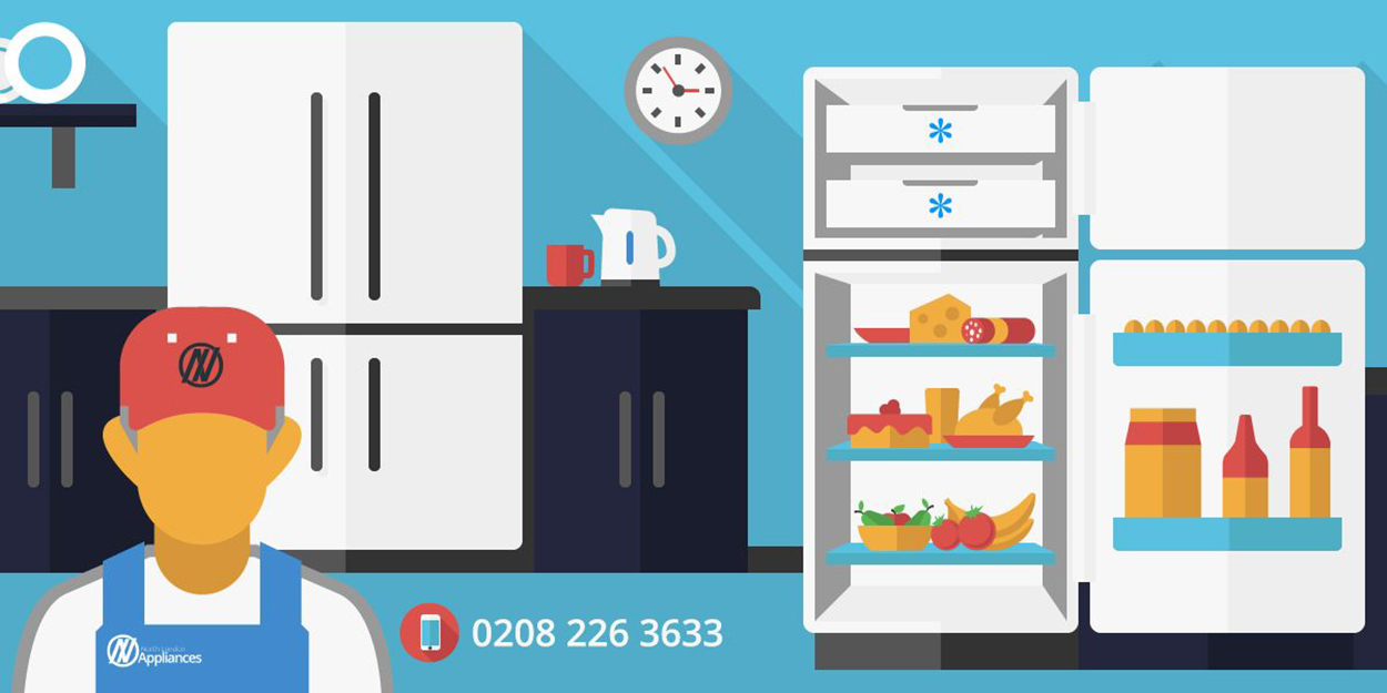 Fridge freezer repairs London