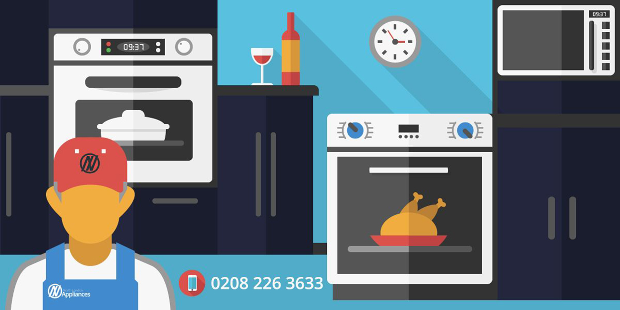 Gas Oven repairs London